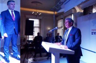 Σε αργία τέθηκε ο Αντιπεριφερειάρχης Δράμας Α.Πατακάκης (υποψήφιος με Τοψίδη), με απόφαση της Αποκεντρωμένης Διοίκησης