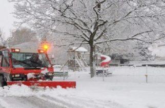 Έκτακτο δελτίο επικίνδυνων φαινομένων η ΕΜΥ  – Καλλιάνος: Χιόνια στον Έβρο ακόμα και σε πεδινά τμήματα