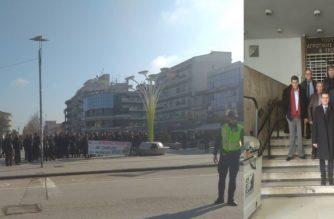 ΤΩΡΑ: Διαμαρτυρία αγροτών στην Ορεστιάδα – Ξεκίνησε η συνάντηση αντιπροσωπείας θεσμικών με τον υπουργό στην Αθήνα