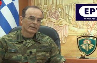 Το ιατρικό ανακοινωθέν του Π.Γ.Νοσοκομείου Αλεξανδρούπολης για την υγεία του Αρχηγού ΓΕΣ Γεώργιο Καμπά