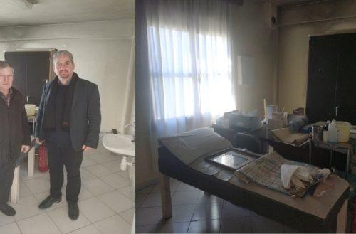 Έτοιμα να επαναλειτουργήσουν αγροτικά ιατρεία στο Διδυμότειχο, με προσπάθειες της Ένωσης Εθελοντών Αιμοδοτών