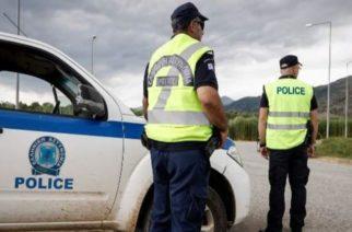 Αστυνομικοί συνέλαβαν σε μπλόκο στον δρόμο Ορμενίου-Αρδανίου, 40χρονο που καταζητούνταν για διακεκριμένες κλοπές