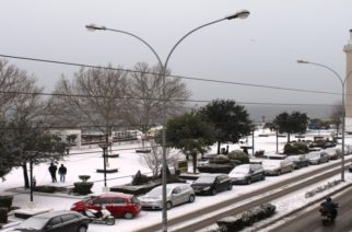Χιόνια από Πέμπτη σε όλο τον Έβρο (και Αλεξανδρούπολη) και πολικές θερμοκρασίες για μέρες