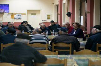 Με επισκέψεις σε Ν.Βύσσα, Νεοχώρι ολοκλήρωσε τον όγδοο κύκλο συναντήσεων με τους δημότες η Μαρία Γκουγκουσκίδου