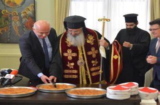 Αλεξανδρούπολη: Εορτασμός του Αγίου Βασιλείου και κοπές πίτας, παρουσία του Περιφερειάρχη Χρ. Μέτιου