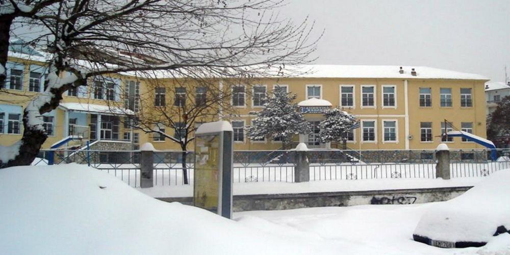 Κλειστά αύριο τα σχολεία και σε Σουφλί, Σαμοθράκη – Ανοιχτά στον δήμο Αλεξανδρούπολης