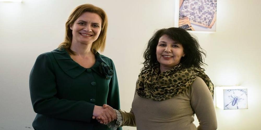 Η νοσηλεύτρια Βάσω Αρβανιτίδου υποψήφια με την Μαρία Γκουγκουσκίδου