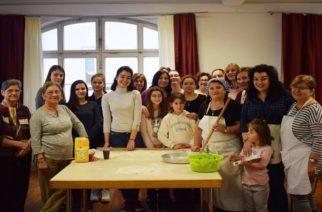Γερμανία: Μαθήματα παραδοσιακής πίτας στον Θρακικό Πολιτιστικό Σύλλογο Στουτγκάρδης (ΒΙΝΤΕΟ)