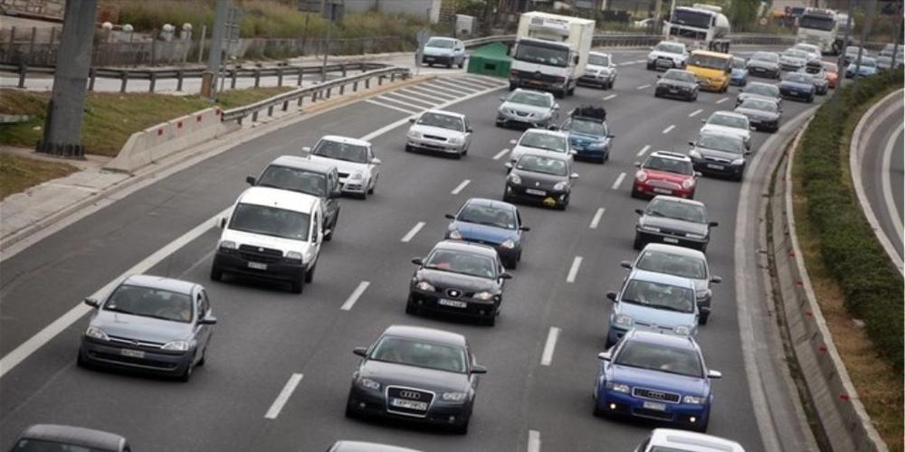 Παράταση πληρωμής των τελών κυκλοφορίας ως τα τέλη Ιανουαρίου