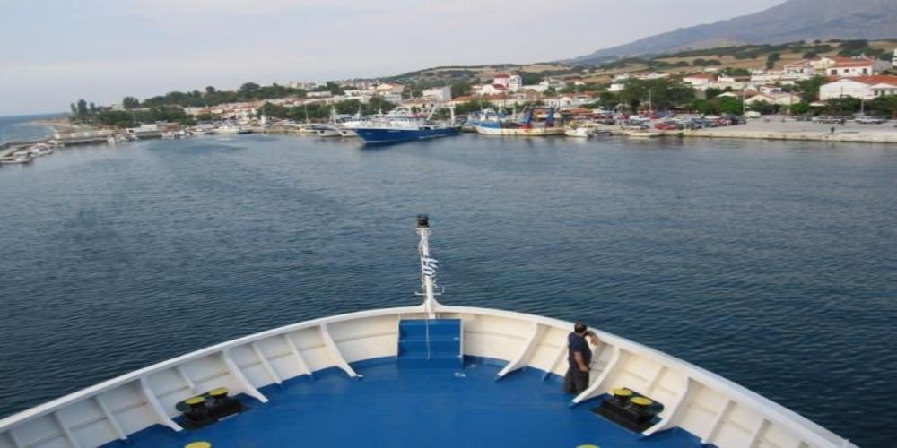 Σαμοθράκη: Λύση έκπληξη στο πρόβλημα βρήκε το υπουργείο Ναυτιλίας, με συναινετική διάθεση και λογική