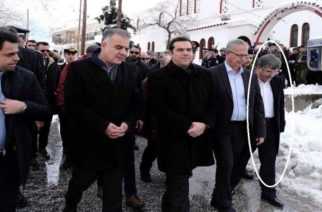 """ΑΠΟΚΑΛΥΨΗ: Δρομολόγησαν το """"Γαύδος"""" του Λιμενικού για μεταφορά Συριζαίων χειροκροτητών του Αλ.Τσίπρα στη Σαμοθράκη!!!"""
