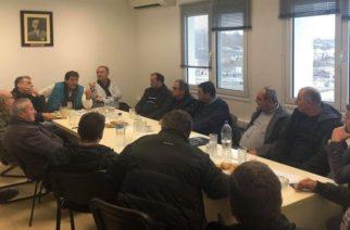 Διδυμότειχο: Σύσκεψη φορέων για το σοβαρό αγροτικό πρόβλημα. Ζητούν απαντήσεις και λύσεις απ' τον υπουργό