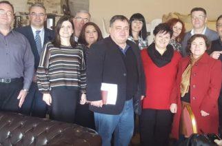 Διδυμότειχο: Κοπή πίτας με ομιλία για την προϊστορική τοπογραφία απ' τους Καστροπολίτες