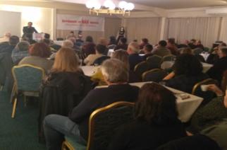 """Ορεστιάδα: Αυτοί είναι οι πρώτοι 20 υποψήφιοι δημοτικοί σύμβουλοι της """"Λαϊκής Συσπείρωσης"""""""