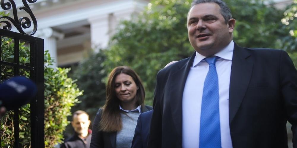 Καμμένος: Παρέδωσαν την Μακεδονία μαζί με τον Τσίπρα και τώρα παίζουν θέατρο μήπως σωθεί