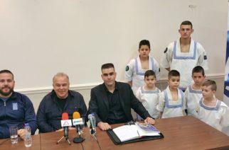 Το Πρωτάθλημα Βόρειας Ελλάδας Παγκρατίου Αθλήματος διεξάγεται την Κυριακή στην Αλεξανδρούπολη
