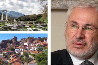 Επιβεβαίωση του Evros-news.gr απ' τον Φ.Μανούση: Σκέφτομαι την υποψηφιότητα για δήμαρχος αμισθί ή απλός δημοτικός σύμβουλος