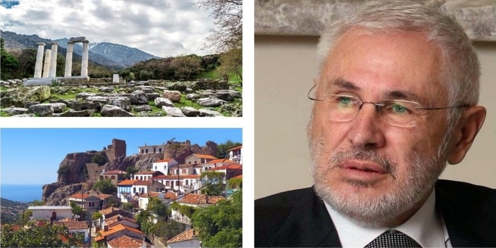 Μανούσης: Δρομολογεί τα τρία πλοία του αλλού και κατεβαίνει υποψήφιος δήμαρχος Σαμοθράκης;