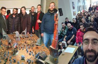 Αλεξανδρούπολη: Ξεκίνησε την λειτουργία του ο Σύλλογος «Παιχνιδιών Φαντασίας: Το Λημέρι του Δράκου»
