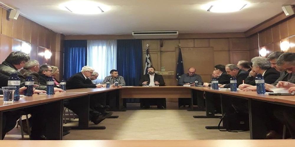 Έλαμψε δια της απουσίας του ο δήμος Αλεξανδρούπολης στη χθεσινή σύσκεψη της Αθήνας για τους αγρότες