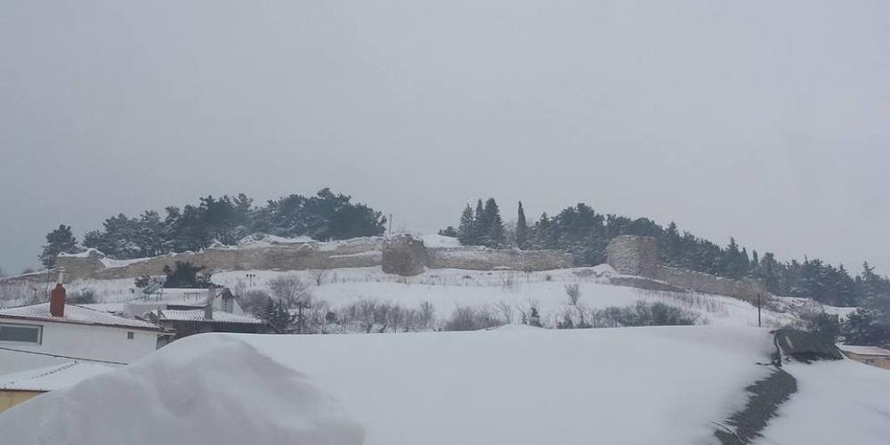 Πατσουρίδης: Κλειστά και στο δήμο Διδυμοτείχου τα σχολεία αύριο Τετάρτη