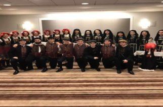 Τραγούδια και χοροί του Πεντάλοφου Ορεστιάδας παρουσιάστηκαν στην Ατλάντα των ΗΠΑ (ΒΙΝΤΕΟ)