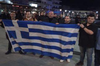 Ορεστιάδα: Ξεκίνησαν τα προεόρτια, με αυθόρμητη συγκέντρωση κατοίκων εν όψει του συλλαλητηρίου υπέρ της Μακεδονίας