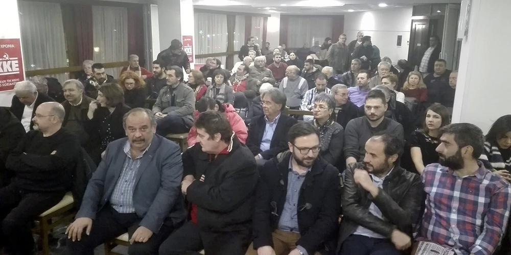 Πότε παρουσιάζει τους υποψήφιους δημάρχους στην Περιφέρεια ΑΜ-Θ η Λαϊκή Συσπείρωση