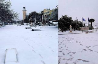 """Δήμος Αλεξανδρούπολης: Απροετοίμαστος για τα χιόνια – Τέλειωσε το αλάτι στην πόλη – """"Πηγαίνετε στις αποθήκες"""""""