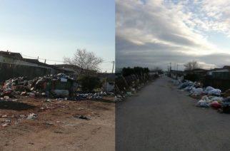 Δήμος Αλεξανδρούπολης: Έκαναν ονοματοδοσία στην Συνοικία Άβαντος, αλλά οι δρόμοι βρωμάνε απ' τα σκουπίδια