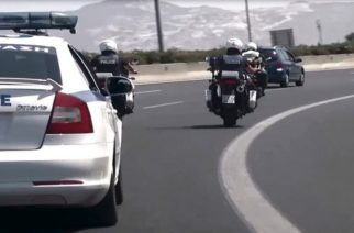 Εγνατία Οδός: Συνέλαβαν τα ξημερώματα 23χρονος αλλοδαπός να οδηγεί χωρίς δίπλωμα