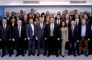 Περιφερειακή Σύνθεση: Αυτοί είναι οι υποψήφιοι Περιφερειακοί Σύμβουλοι που ανακοίνωσε ο Χ.Τοψίδης