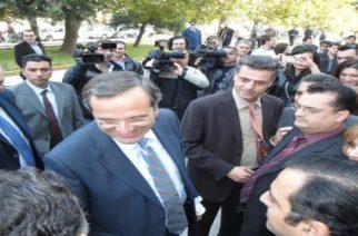 """Β.Μαυρίδης: """"Δολοφόνος ο Σαμαράς που έκλεισε το εργοστάσιο Ζάχαρης"""" – Καμιά αναφορά σε Τσίπρα, ΣΥΡΙΖΑ (ΒΙΝΤΕΟ)"""