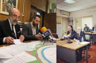 Αλεξανδρούπολη: Υπεγράφησαν οι συμβάσεις έργων «Κατασκευή Λυκείου Φερών» και «Ανάπλαση δυτικής χερσαίας ζώνης»