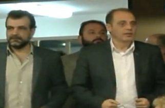 """Ένας Εβρίτης, ο Θόδωρος Μεχλιζόγλου, υποψήφιος Ευρωβουλευτής με το κόμμα """"Ελληνική Λύση"""" του Κυριάκου Βελόπουλου"""