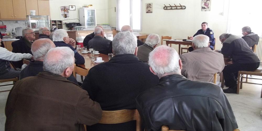 Συνεχείς ενημερωτικές δράσεις της Ελληνικής Αστυνομίας  για προστασία των πολιτών από εξαπάτηση και κλοπή