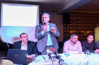 Ορεστιάδα: Τους άξονες του προγράμματος του παρουσίασε ο υποψήφιος δήμαρχος Χρήστος Καζαλτζής