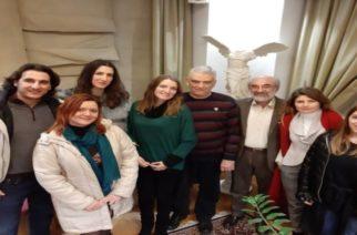 Λαμπάκης-ΟΚΕ: Να κλείσει το Τουρκικό Προξενείο Κομοτηνής