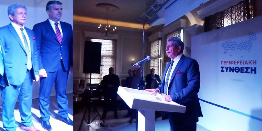Πατακάκης: Φυσικά και θα είμαι κανονικά υποψήφιος, παρά την αργία – Θα τον ανακοινώσει  ο Τοψίδης;