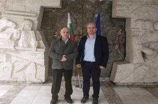 Συνάντηση και συνεργασία Διδυμοτείχου-Χάσκοβου στον τομέα της τουριστικής ανάπτυξης