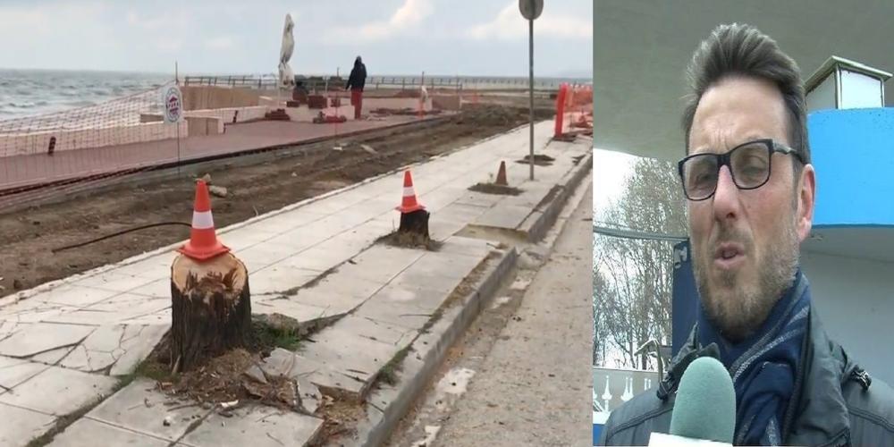 Μαζέψτε τον: Άγρια επίθεση Γ.Κουκουράβα εναντίον όσων δημοτών αντέδρασαν στο κόψιμο των δέντρων!!!(ΒΙΝΤΕΟ)
