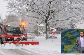 Σ. Αρναούτογλου: «Ο Έβρος πέρασε πολύ χειρότερους χιονιάδες. Αν δεν χιονίσει Φλεβάρη πότε θα χιονίσει;