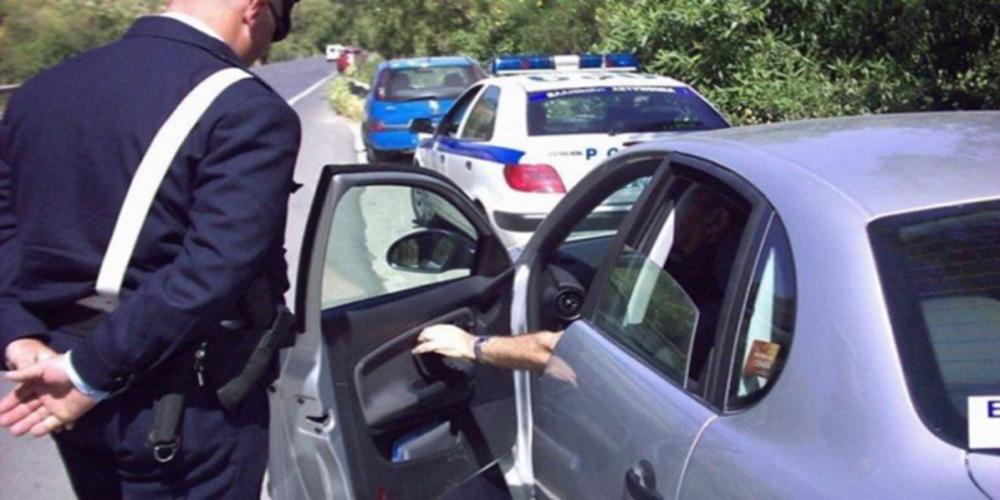 Αλεξανδρούπολη: Σύλληψη 28χρονου στον Άβαντα, που οδηγούσε χωρίς δίπλωμα