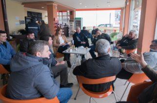 Ορεστιάδα: Με τους τευτλοπαραγωγούς συναντήθηκε η Μαρία Γκουγκουσκίδου – Αποφασίστηκαν κινητοποιήσεις και συγκροτήθηκε Συντονιστική επιτροπή