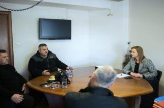 Με το Σωματείο Εποχικών Υπαλλήλων Εργοστασίου Ζάχαρης Ορεστιάδας συναντήθηκε η υποψήφια δήμαρχος Μαρία Γκουγκουσκίδου