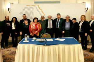 Λαμπάκης: Σόου εκτός… τόπου και χρόνου, στην παρουσίαση 13 νέων υποψηφίων του – Ποιοι είναι