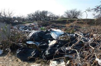 Σαμοθράκη: Σε απέραντο σκουπιδότοπο έχει μετατραπεί ο αγροτικός δρόμος Καμαριώτισσα-Λαγκάδα (φωτορεπορτάζ)