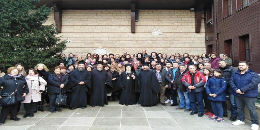 Στον Οικουμενικό Πατριάρχη 150 προσκυνητές από την Ορεστιάδα