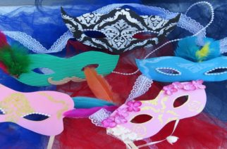 Σουφλί: Φτιάχνουμε μάσκες από μετάξι στο Μουσείο Μετάξης