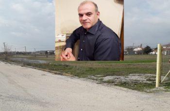 Το… τερμάτισε ο Αντιδήμαρχος Φερών (και facebook) Ν.Γκότσης: Δείτε τι ανέβασε για το νέο Λύκειο